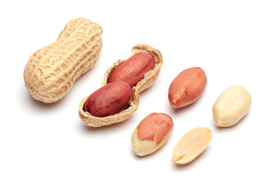 1日4〜5個のピーナッツで脳卒中・心疾患のリスクを低減できる
