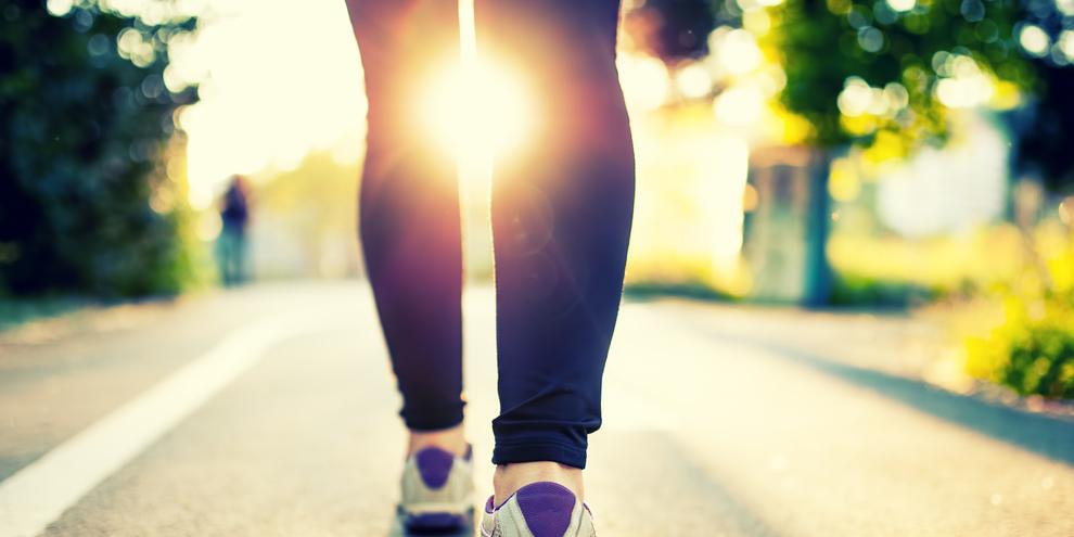 1日7000歩で死亡リスクが50〜70%低下すると判明