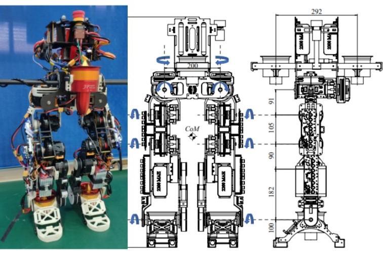 ついに飛行する二足歩行ロボットが誕生!