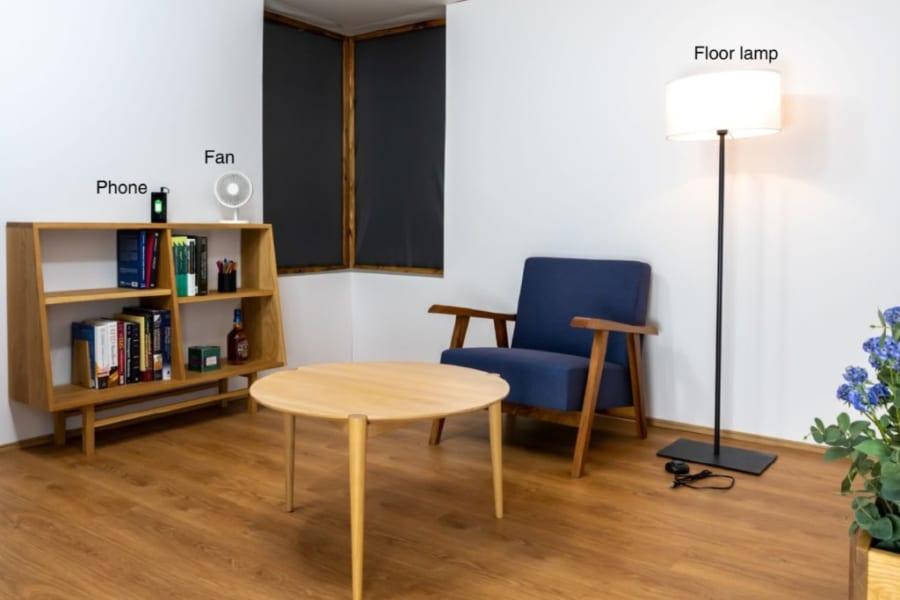 3次元磁場で室内すべての家電を「ワイヤレス給電」する部屋が実現!