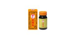 ラッパのマークの正露丸として知られる木クレオソートを主成分とする胃腸薬