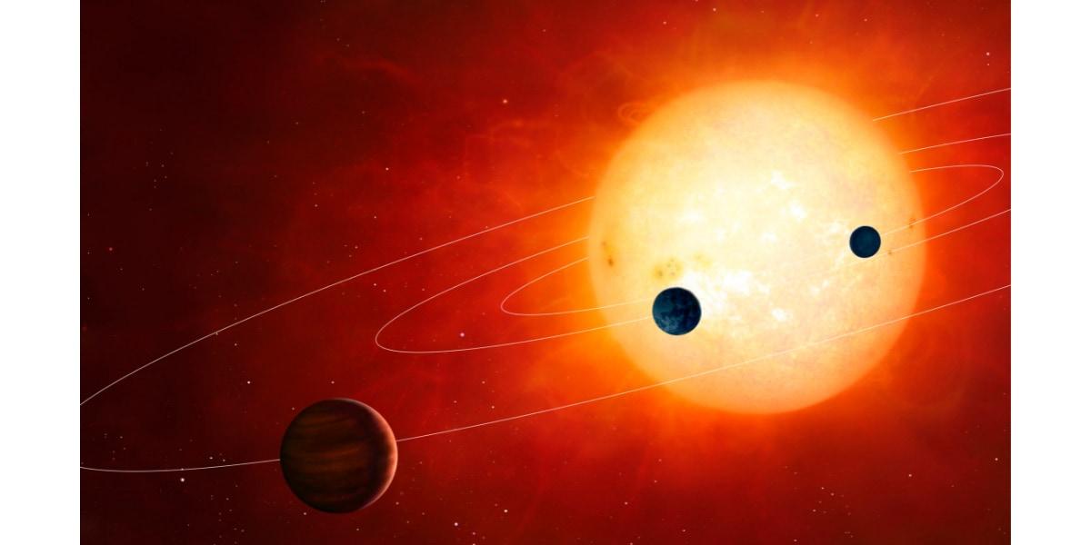 太陽に似た星の4分の1は自星系の惑星を食べている