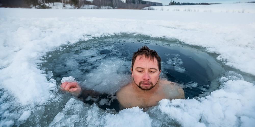 氷風呂は運動の種類と状況によって影響が異なる