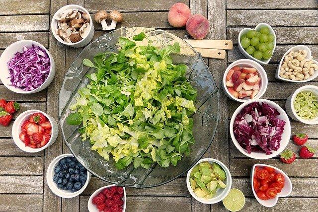 植物食生活で排便量が増加