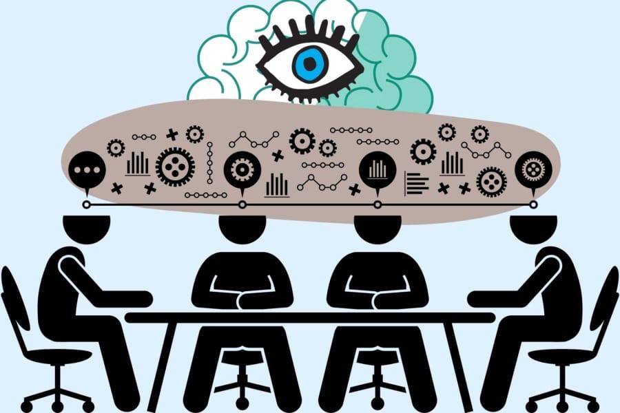 チームが一体になる「ゾーン」の特徴的な脳活動が発見される!