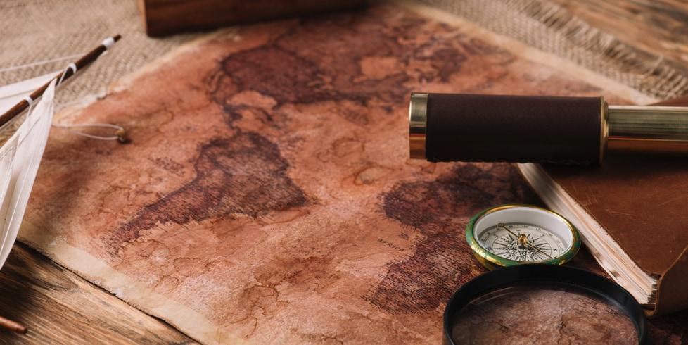 西欧人はコロンブスより150年前にアメリカ大陸を知っていた?
