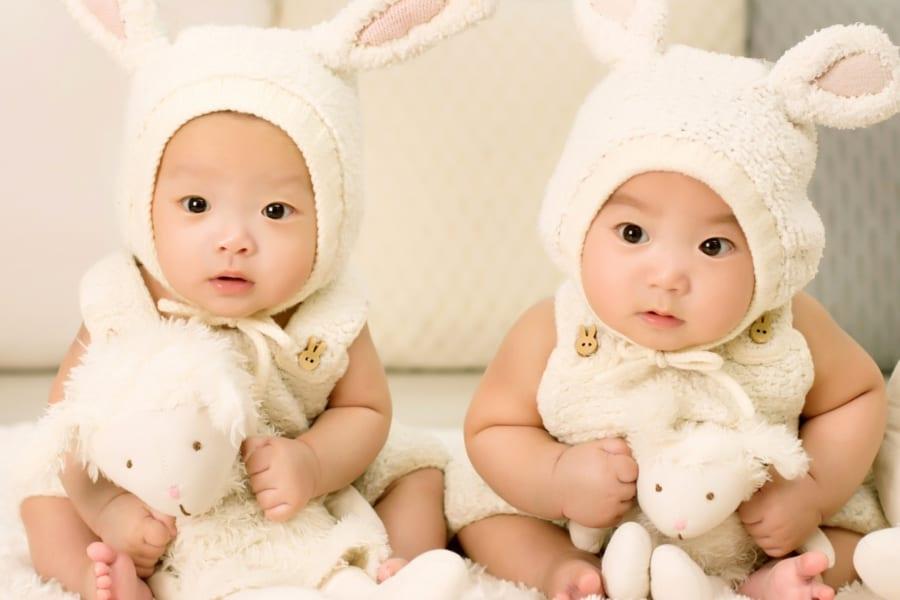 自分が子宮で兄妹を吸収した「隠れ双子」なのかを調べる方法が考案される