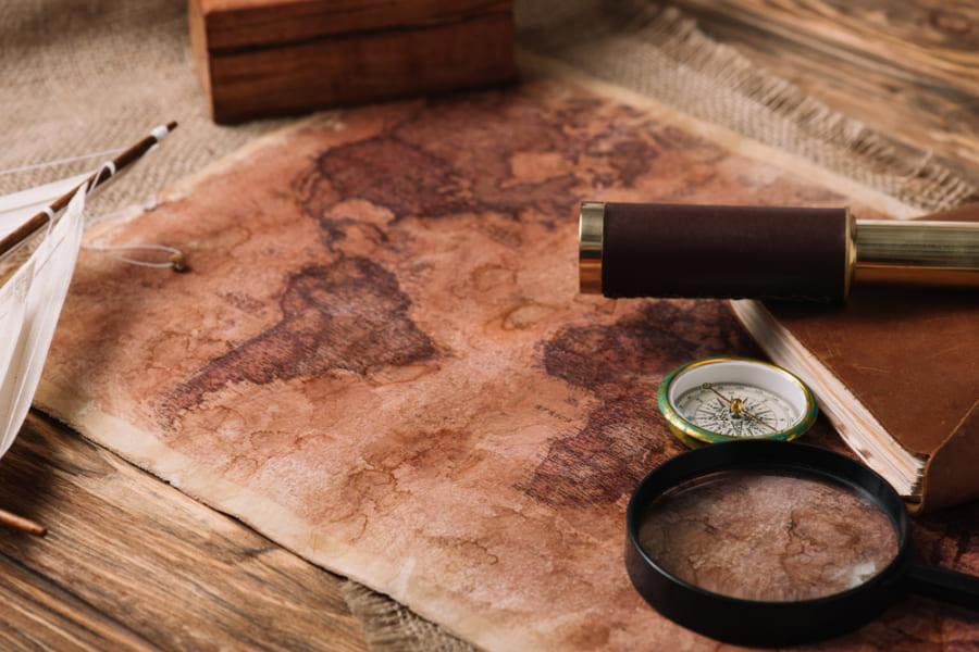 古文書から発覚!イタリアの船乗りはコロンブスの150年前に「アメリカ大陸」を知っていた
