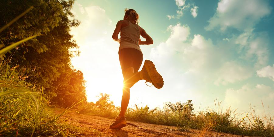 ランニングで健康的に痩せるには?