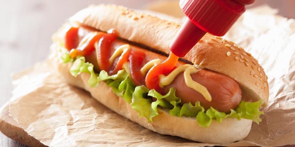 ホットドッグを1個食べると寿命が36分短くなる?