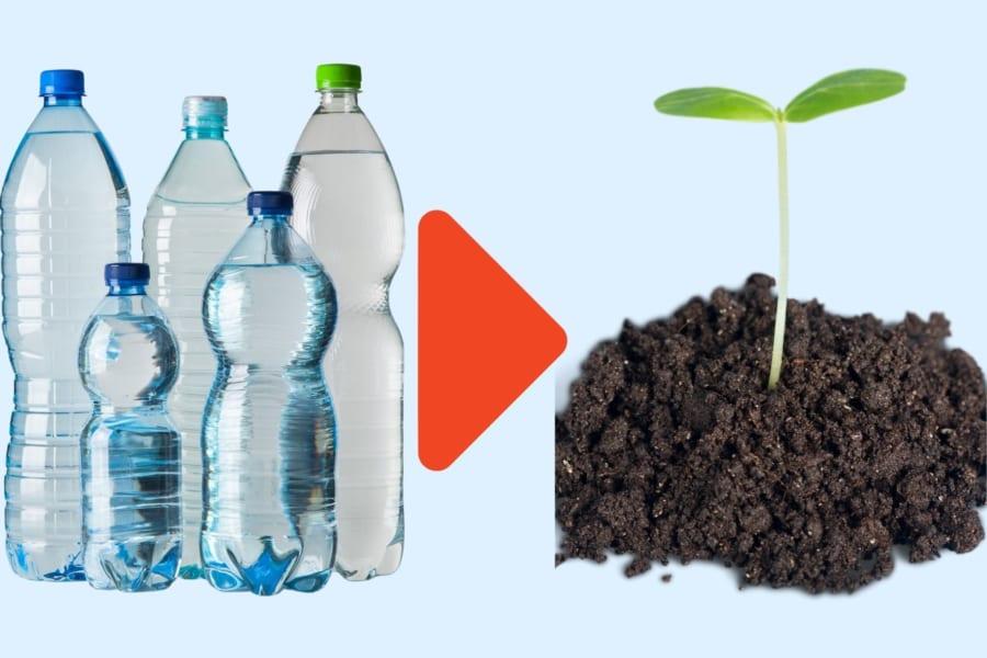 ペットボトルを「生分解性プラスチック」に分解する超便利な菌が発見される