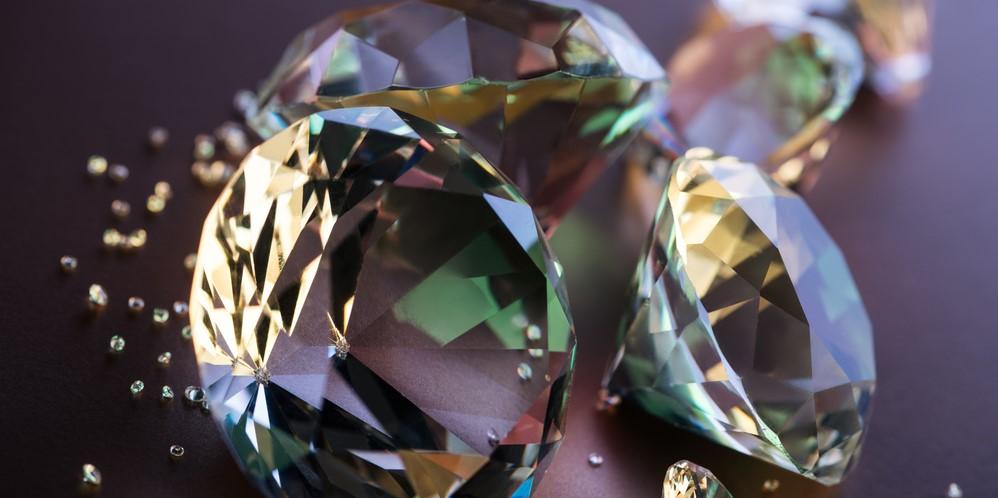新しいカメレオンダイヤモンドが見つかる