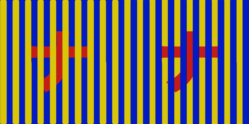 これ全部同じ色!? 絶対に脳が騙される「ムンカー錯視」がスゴイのでつくってみたの画像 4/4