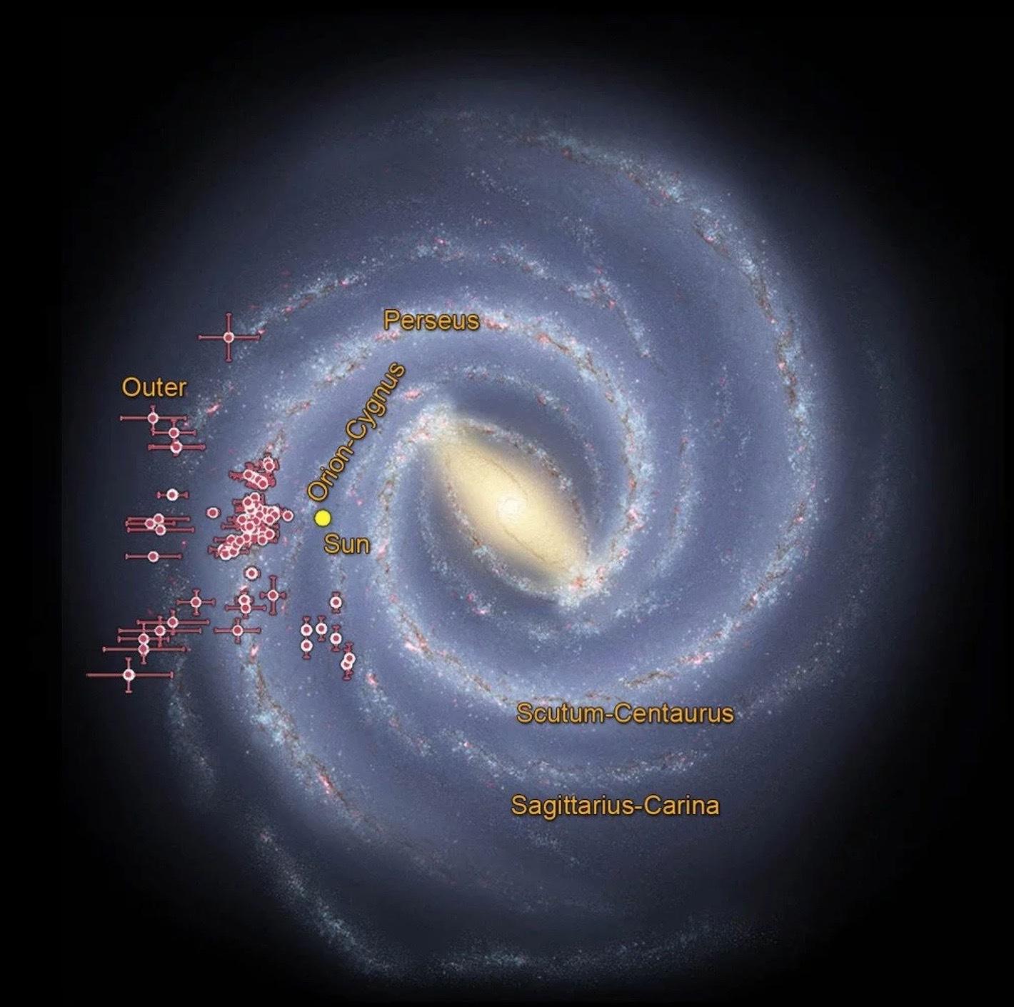 どうして天の川銀河が「渦巻銀河」だとわかるの? - ナゾロジー
