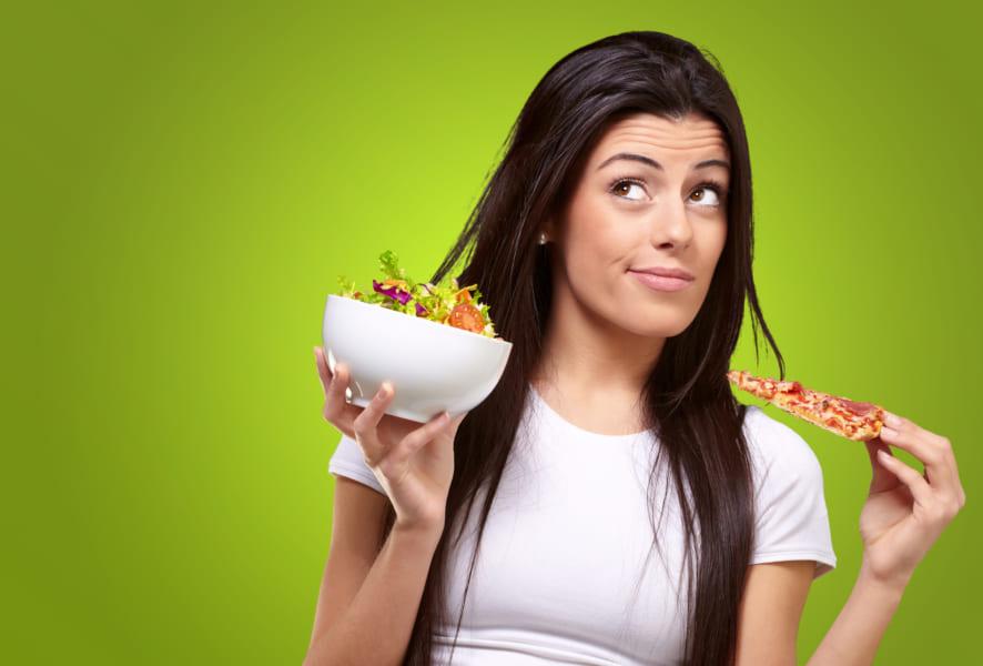 痩せるには昼食を多めに食べるのが効果的と判明