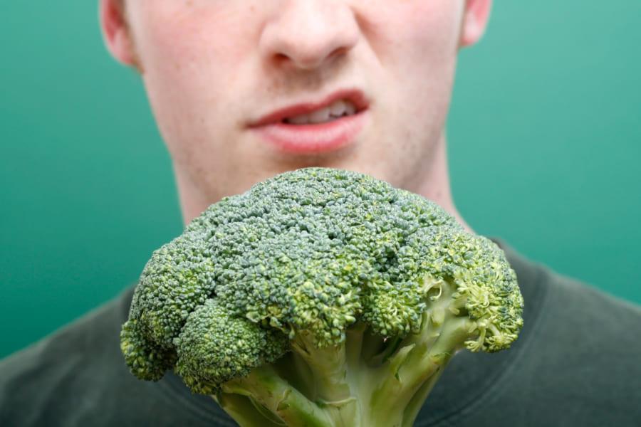 遺伝子レベルで「野菜嫌いな人」が存在することが判明