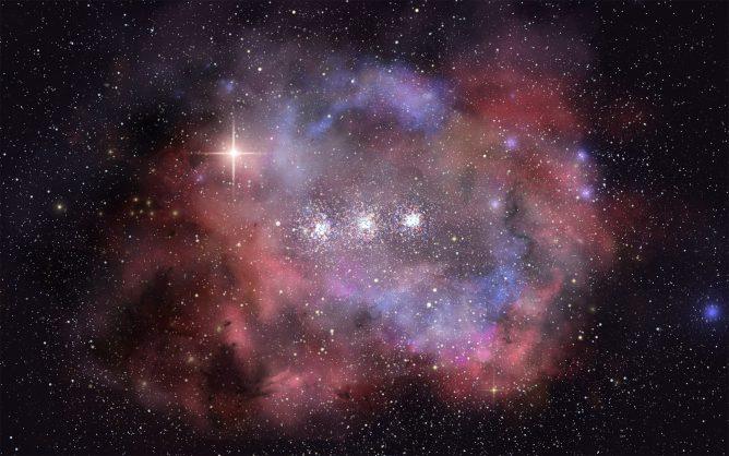 宇宙の謎、さらに深まる。132億年前の酸素を発見