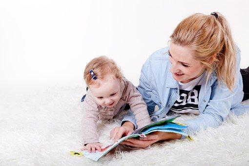 親子の読書タイムは親の「しつけ」も向上させる