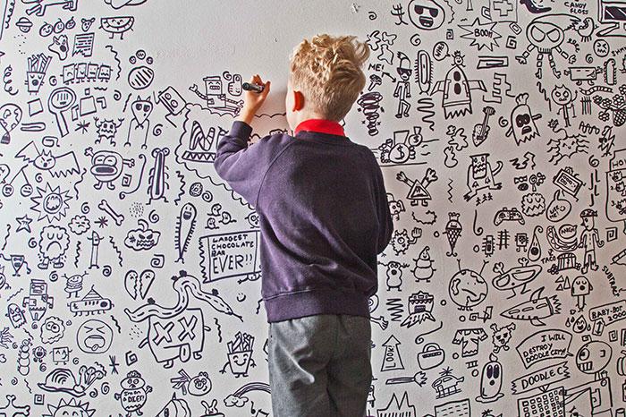 学校一の問題児だった落書き少年に「絵の仕事」が舞い込み、運命が一転する