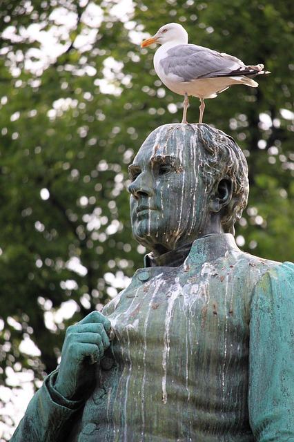 常識だった「鳥のフンが落ちにくいのは尿酸のせい」を覆す新事実が発覚の画像 2/4