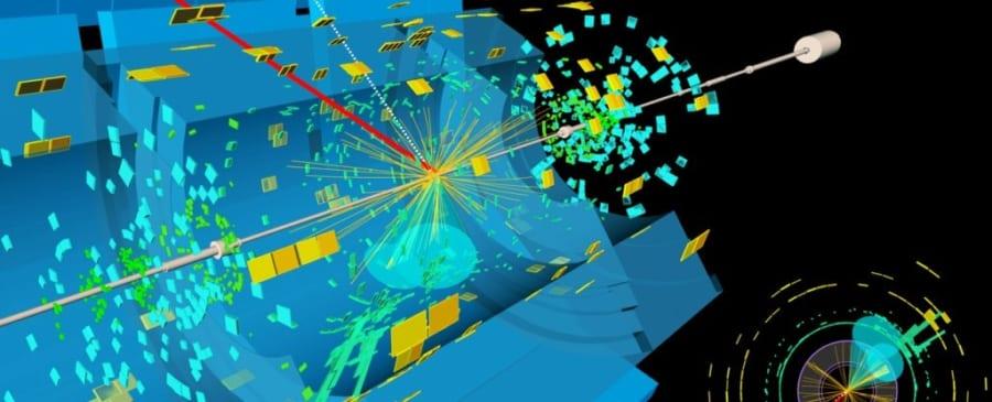 ヒッグス粒子の崩壊、ついに初観測