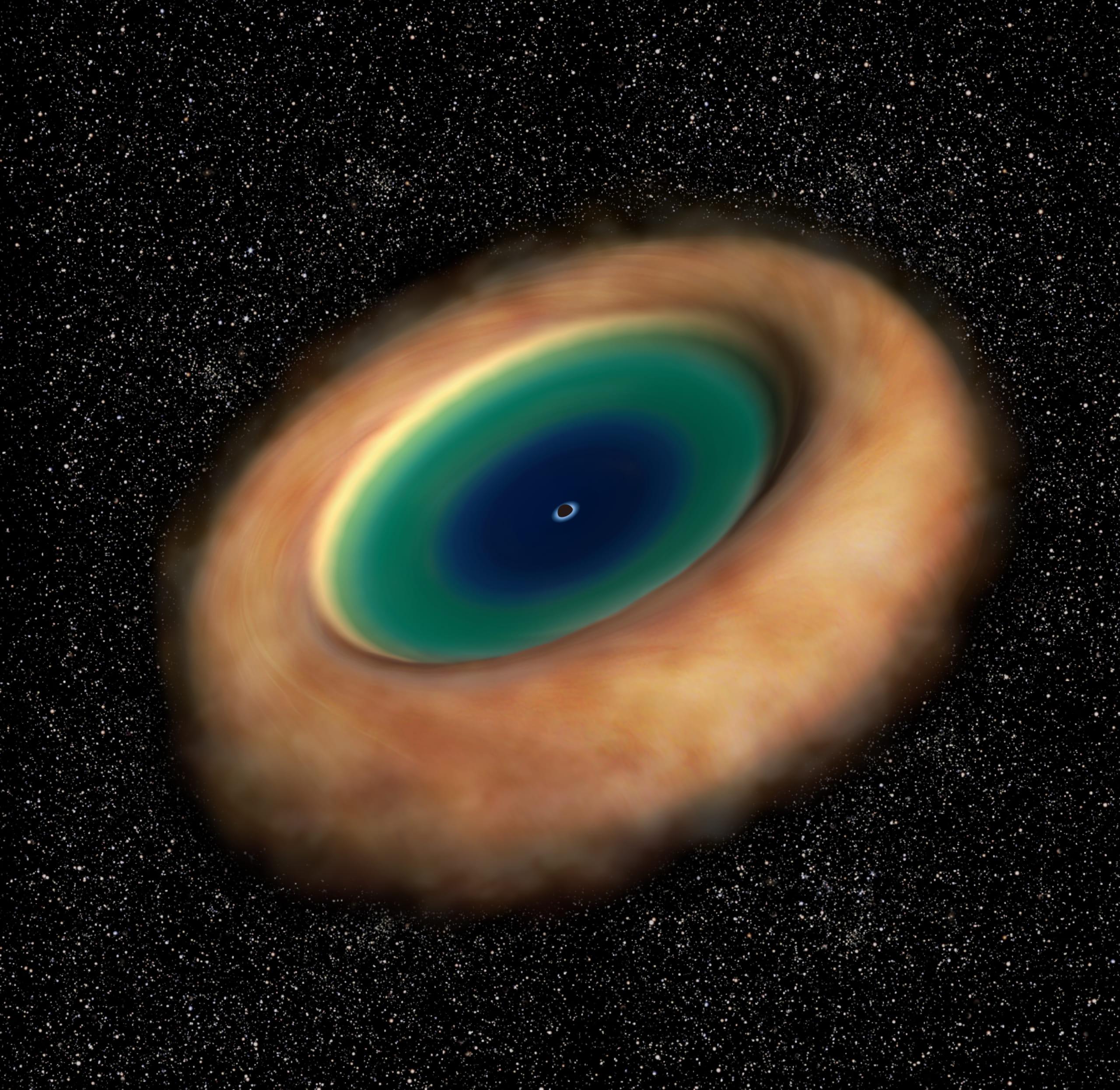 存在するはずがない? 謎のブラックホールが発見されるの画像 3/3