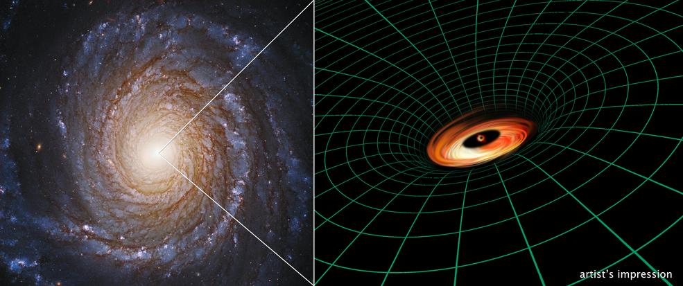 存在するはずがない? 謎のブラックホールが発見されるの画像 1/3