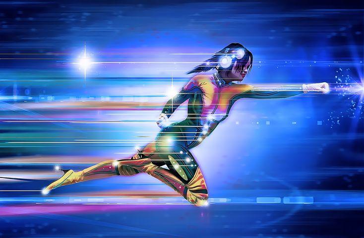 情報のスピードが光の速さを超えた。量子力学が示す可能性