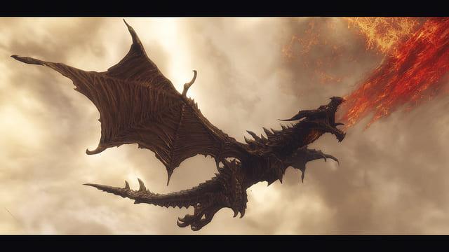 「火を噴くドラゴン」が科学的に存在し得るのかを考えてみる