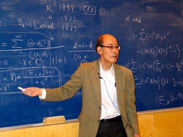 超難問「フェルマーの最終定理」証明の最重要人物である日本の数学者が死去
