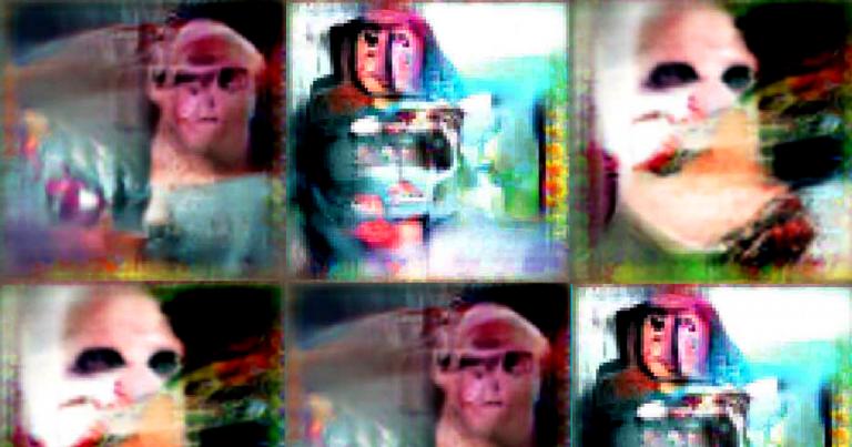 サルの「頭の中の画像」が完全に悪夢