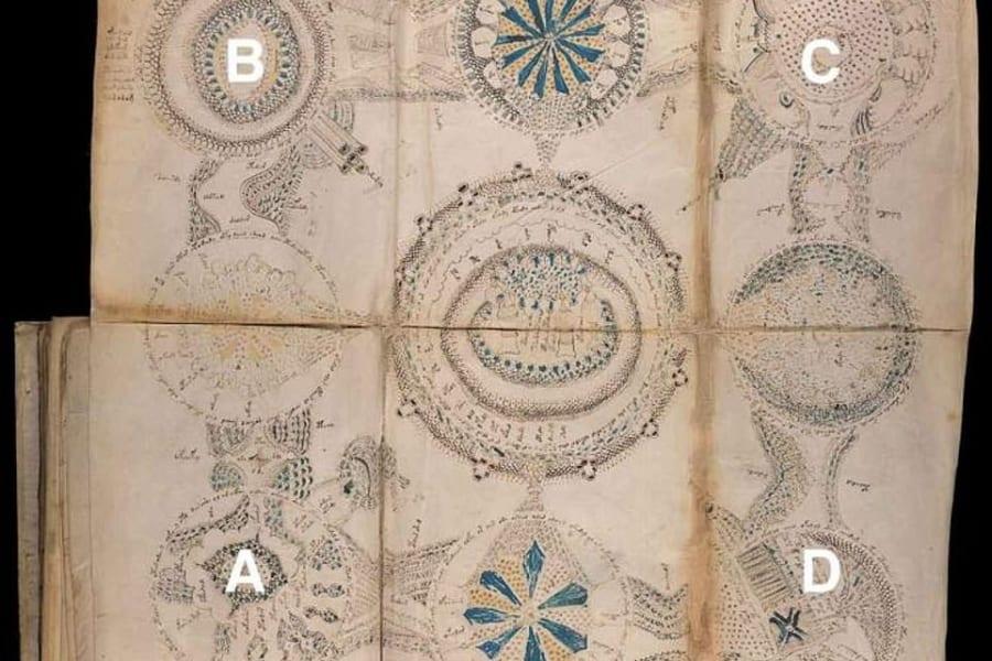 ヴォイニッチ手稿が英国の言語学者によって解読される! 「亡国の王妃の参考資料」説が浮上