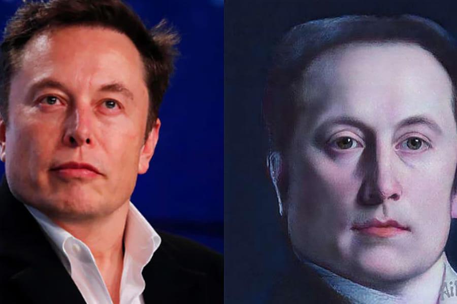 顔写真を肖像画に自動変換してくれるアプリ「AI Portraits Ars」が面白い