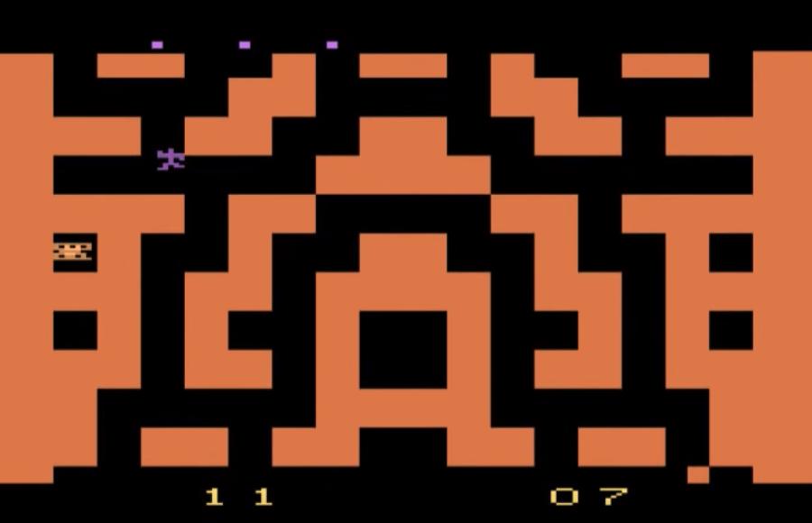 解析不能!30年以上前のレトロゲームから謎の「自動生成アルゴリズム」が見つかる