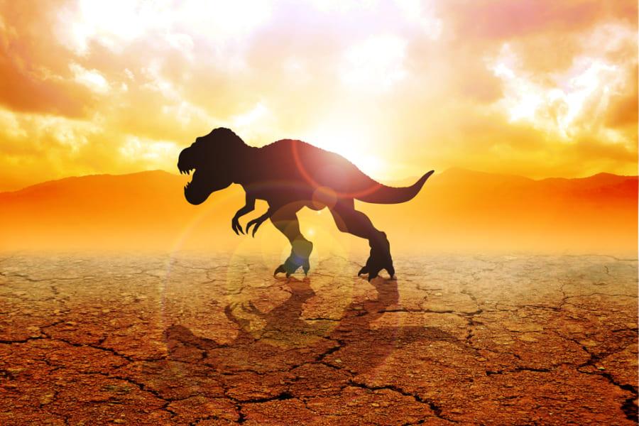 恐竜の絶滅原因は隕石でなく「水銀中毒」だった可能性