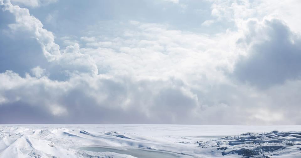 謎に包まれていた、地球最後の氷期の平均気温が明らかに!