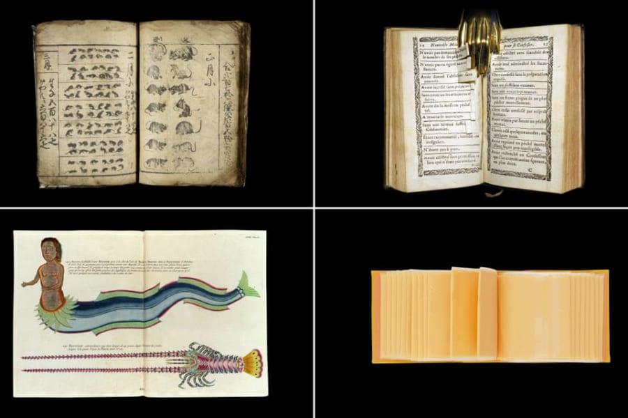 狂人の図書館へようこそ。奇書コレクターが選ぶ「最も奇妙な本7選」