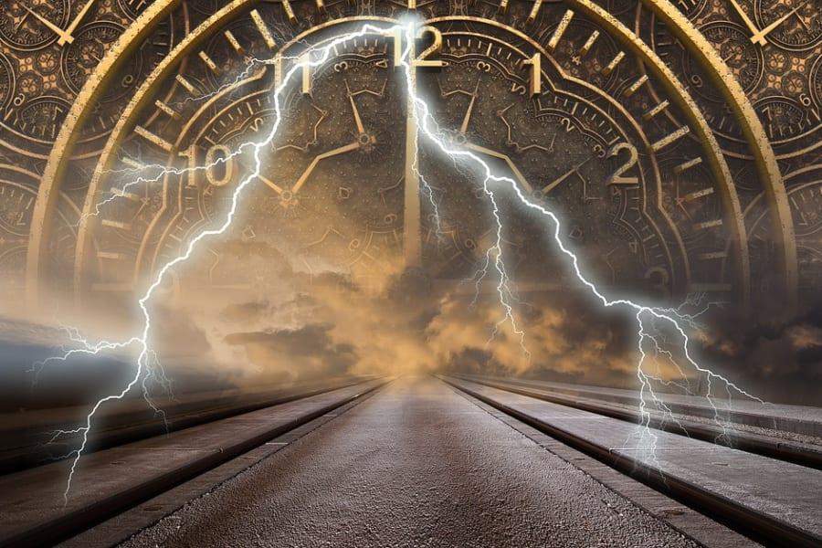 量子実験で「時間の矢」が逆転することが実証される