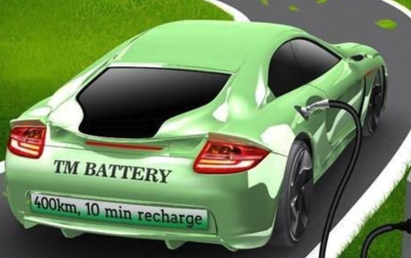 10分の急速充電を可能とした「電気自動車用バッテリー」が登場! 決め手は充電時の加熱!?