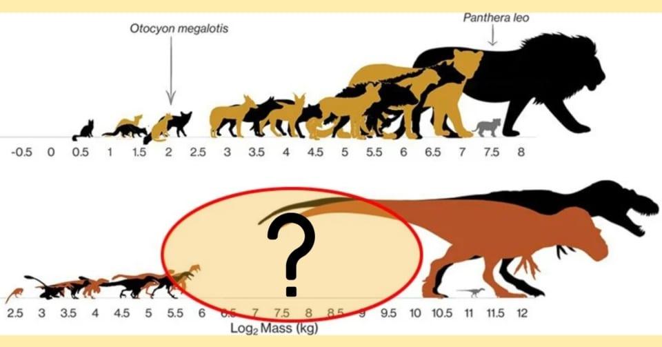 馬サイズの「中型恐竜」が存在しなかった理由をついに解明!