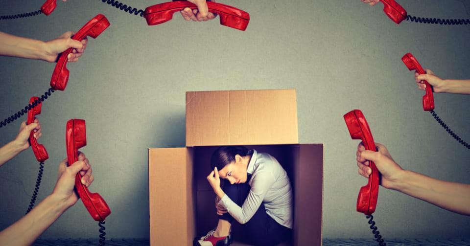 電話恐怖症に打ち勝つ方法を心理学者が解説!