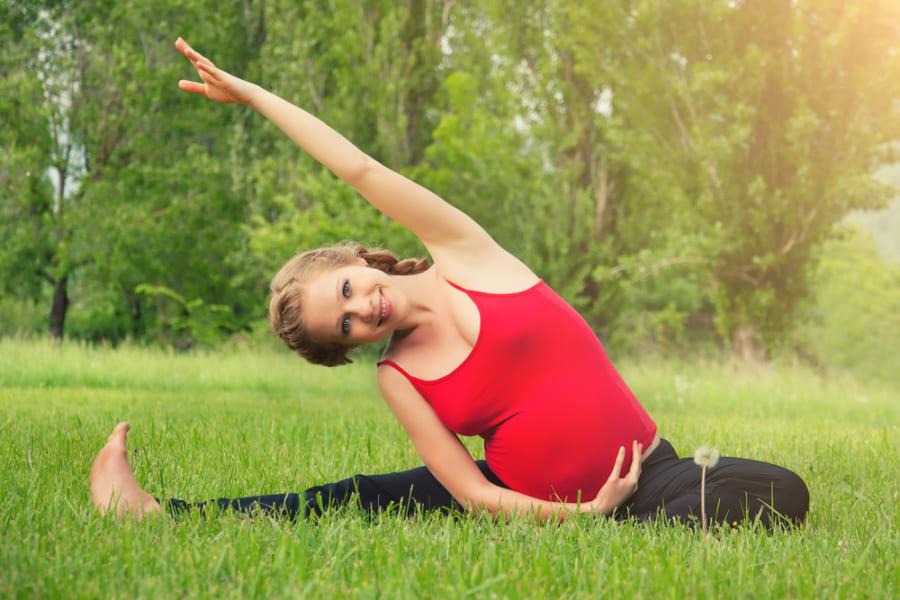 「妊娠中の運動」が子どもの肥満リスクを低減すると明らかに