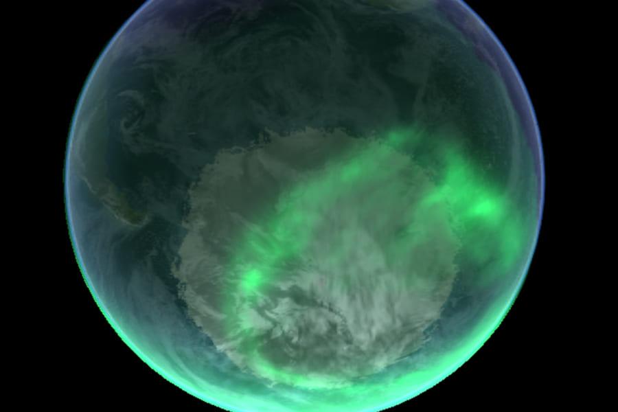 地球は毎年5万トンも軽くなっていた。その原因って?