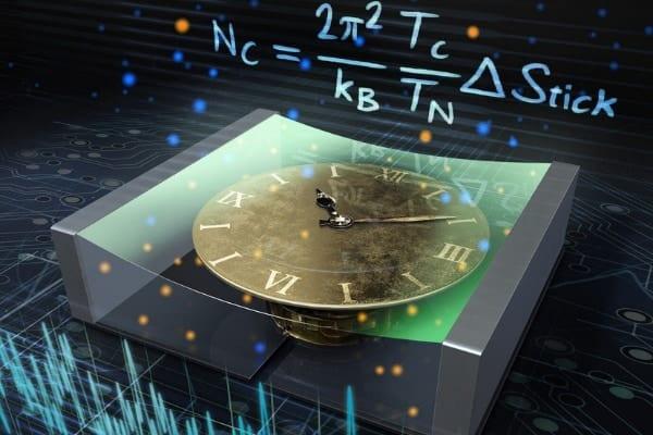 時計が正確なほど「宇宙のエントロピー」を増大させている