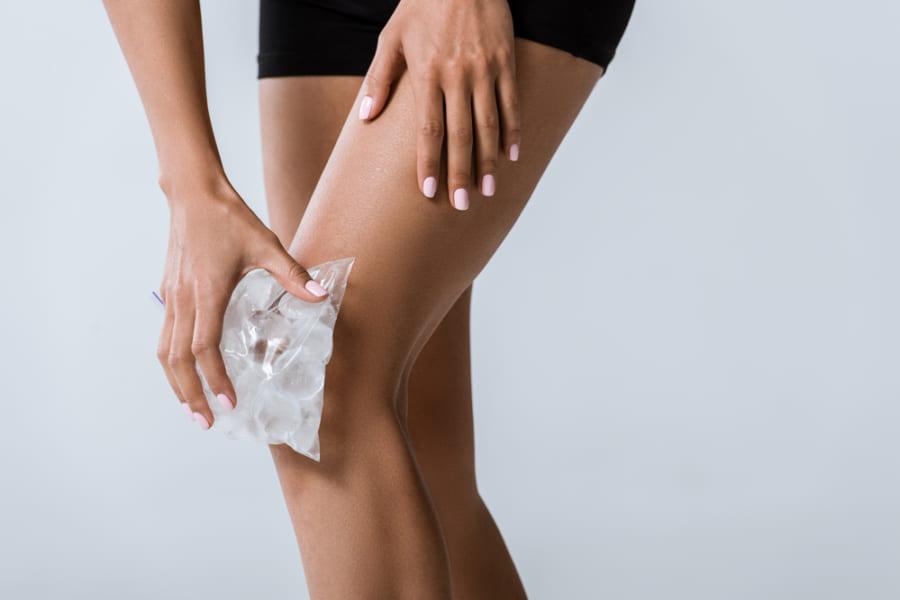 アイシングは筋肉損傷の「回復を遅らせる」ことが判明(神戸大学)