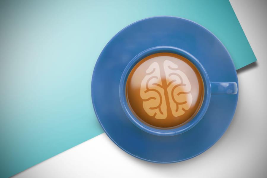 コーヒーを飲む人は、飲まない人と異なる「コーヒー脳」をもっている