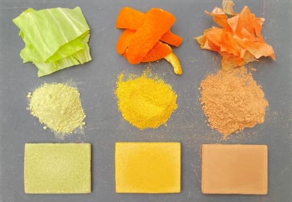 廃棄食品を再利用して「味を継承した美味しい建材」を開発、コンクリートの4倍の強度