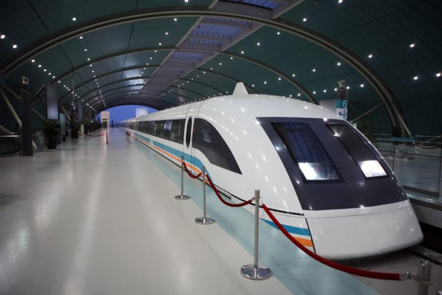 中国はアメリカへとつながる「水中電車」を走らせたいと考えている