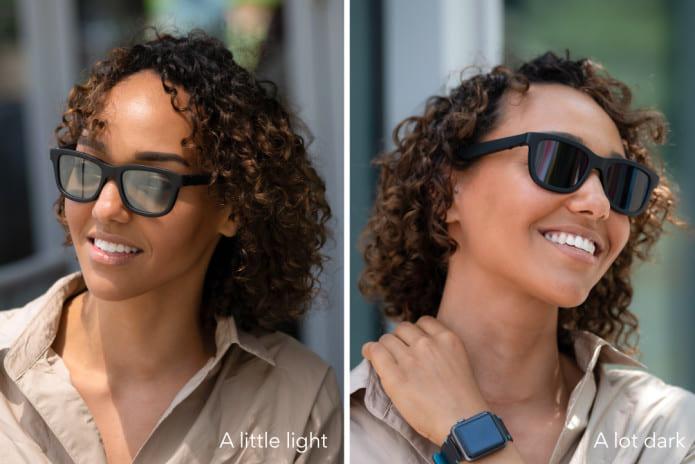 アプリで「色を自在に変えられる」スマートサングラスがすごい