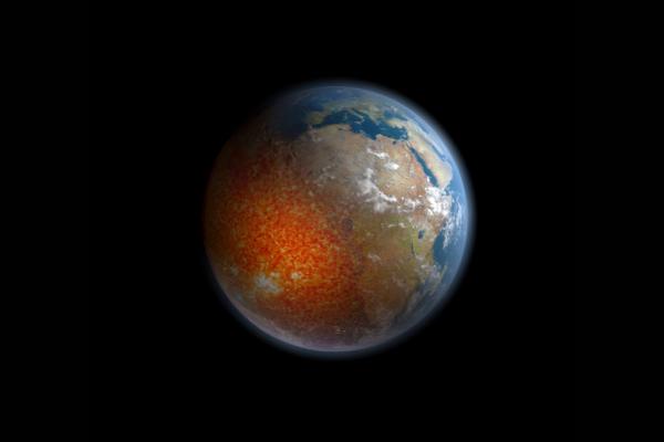 地球のコアは「偏って」成長していると判明